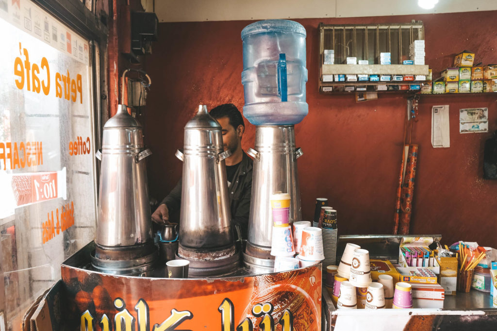 Travel in Jordan - Coffee